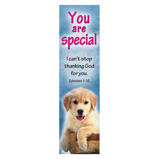 You are Special Bookmarks