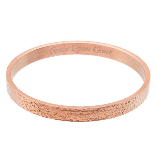 Grace Upon Grace Bangle Bracelet