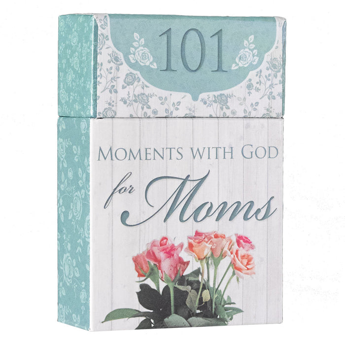 101 Moments with God for Moms - Box of Blessings