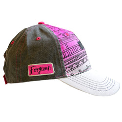 Cherished Girl® - Forgiven Cross Cap ™