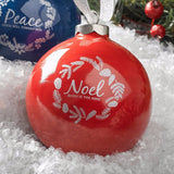 Ornament Ball - Noel