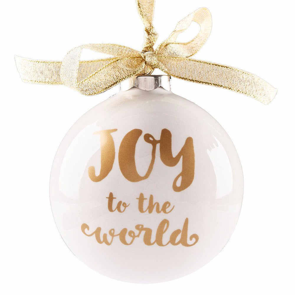 Ornament Ball - Joy to the World