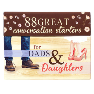 88 Great Conversation Starters for Dads and Daughters