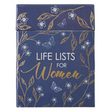 Life Lists for Women - Boxed Cards