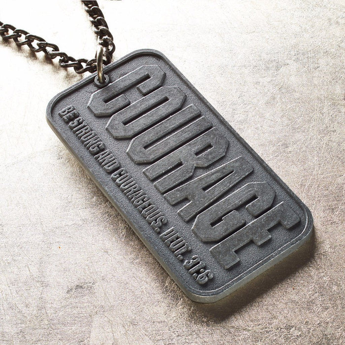 Courage - Dog Tags