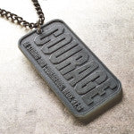 Courage - Dog Tag