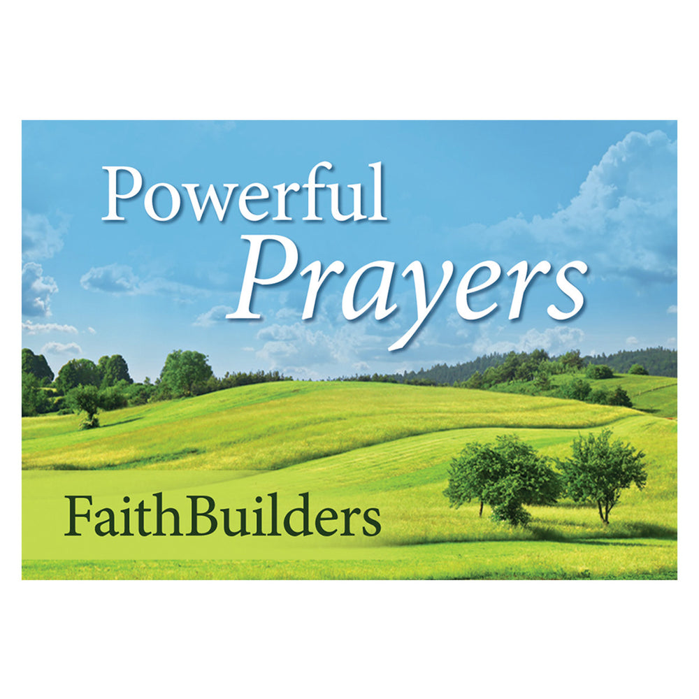 Powerful Prayers Faithbuilders