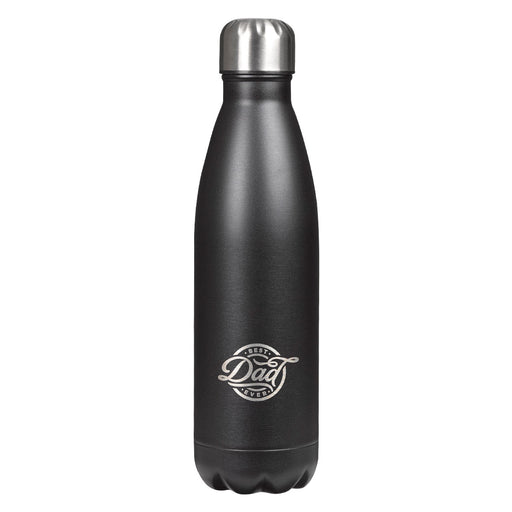 Best Dad Ever Stainless Steel Water Bottle