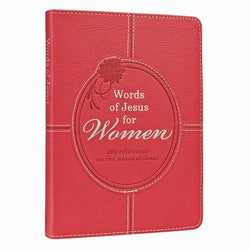 Words of Jesus For Women (LexLeather Edition)