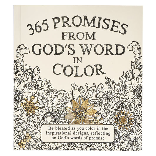 365 Promises from God's Word in Color