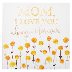 Mom, I Love You Always & Forever Gift Book