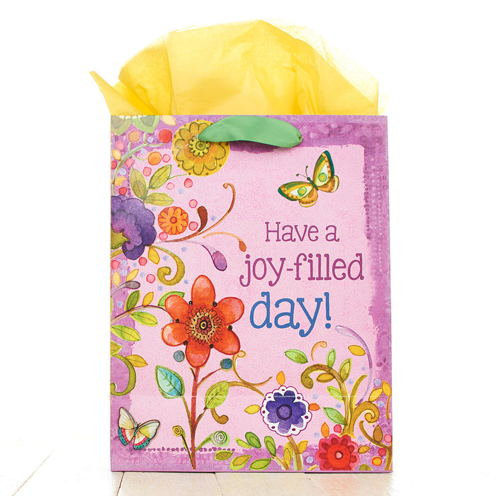Medium Gift Bag: Be Blessed