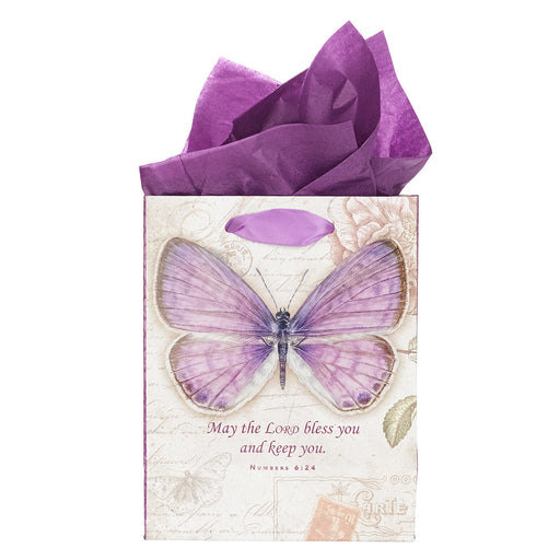 Blessed Day - Num 6:24 Small Gift Bag