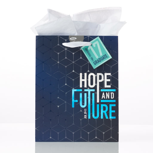 Hope & Future - Jeremiah 29:11 Medium Gift Bag