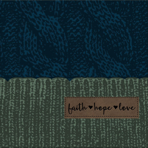 grace & truth Womens Beanie Faith Hope Love