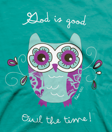God Is Good T-Shirt ™