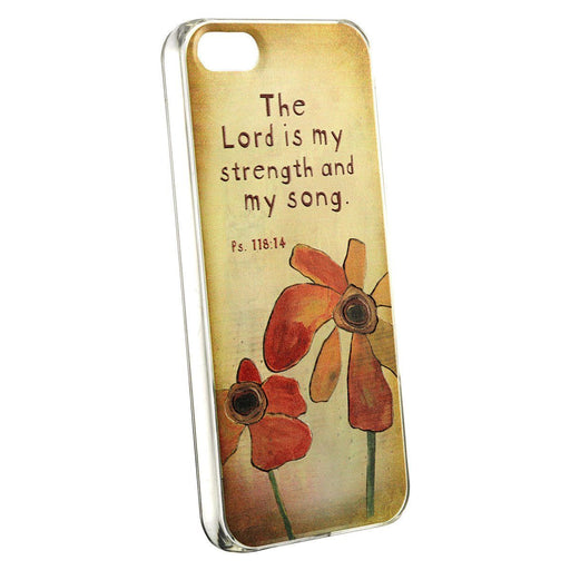 """Delightful Days"" Strength & Song iPhone® 5/5S Smartphone Cover"