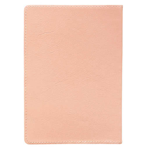 Trust In The Lord Handy-Sized Full Grain Leather Journal - Proverbs 3:5
