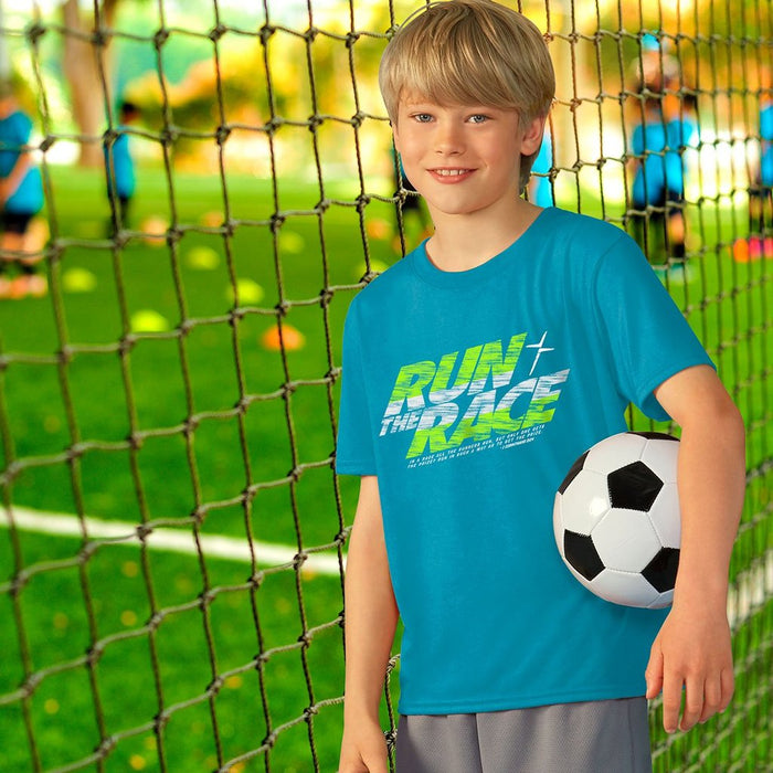 Run the Race Kids ACTIVE® T-Shirt ™
