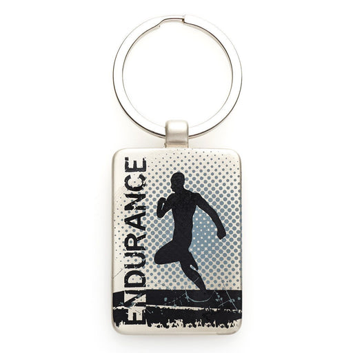 """Endurance"" Metal Keyring - In Pack of 3: $2.49 Each"