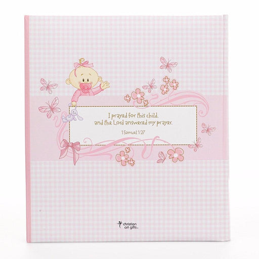 """Our Baby Girl"" Memory Book"