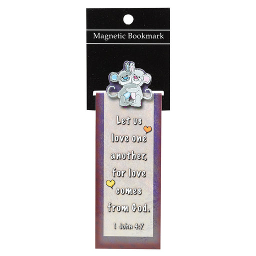 Love One Another - Magnetic Bookmark In Packs of 6: $0.50 Each