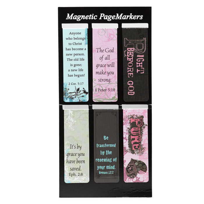Grace - Magnetic Bookmark