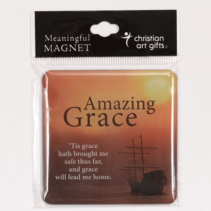 Magnet: Amazing Grace