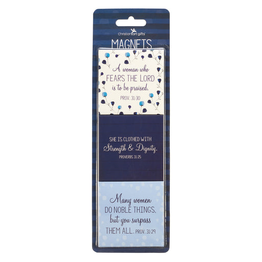 Prayer for a Mom's Heart Magnetic Set - Proverbs 31