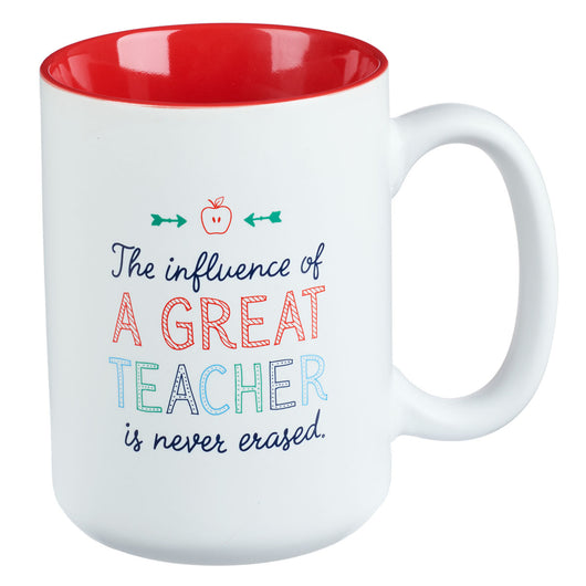 A Great Teacher Coffee Mug