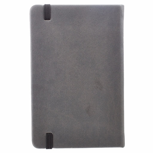 """Be Strong"" Fauxleather Notebook Featuring Joshua 1:9"