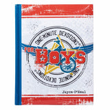 For Boys One-Minute Devotions