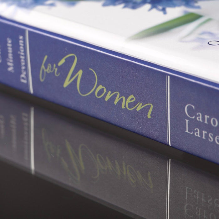 For Women by Carolyn Larsen One Minute Devotions