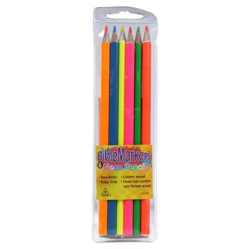Highlighter Pencils Set of 6