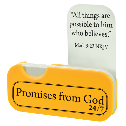 Promises from God 24/7 - Yellow