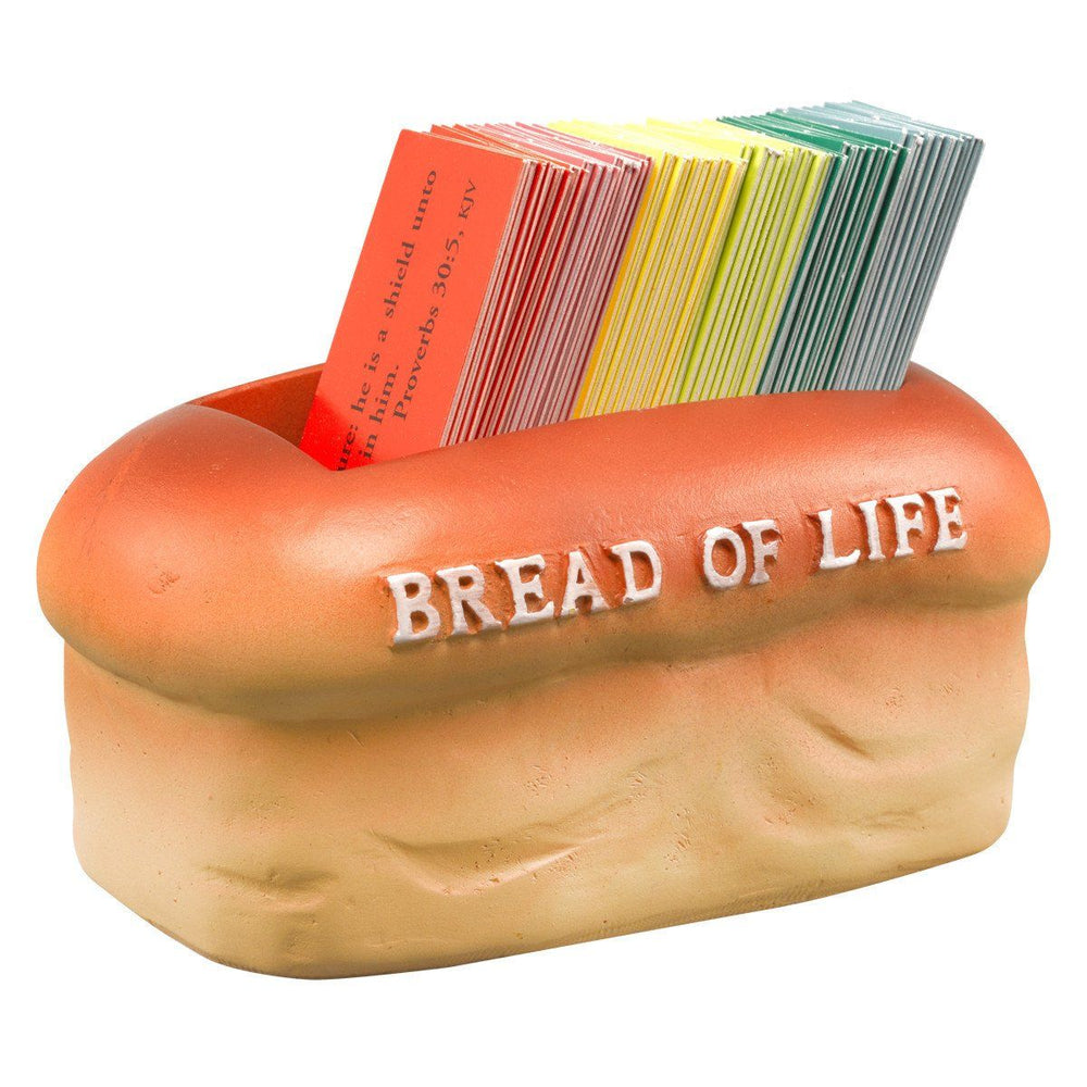 Bread of Life Scripture Cards