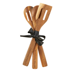 Better Together - Mr. & Mrs. Wooden Spoon Set