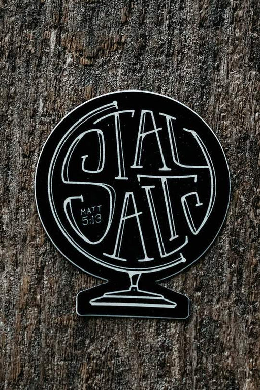 Stay Salty Sticker