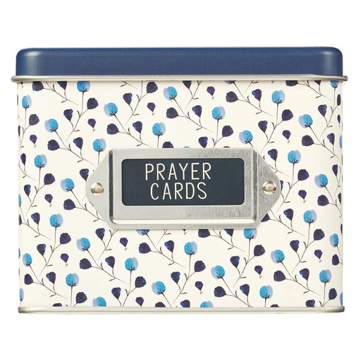 Prayers for a Mom's Heart Prayer Cards in Tin - Proverbs 31:30