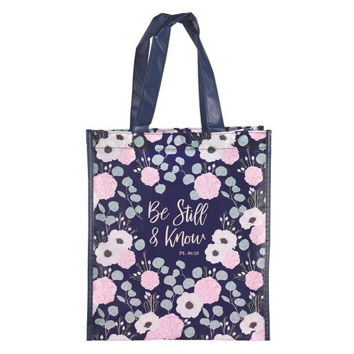 Be Still Tote Bag – Psalm 46:10
