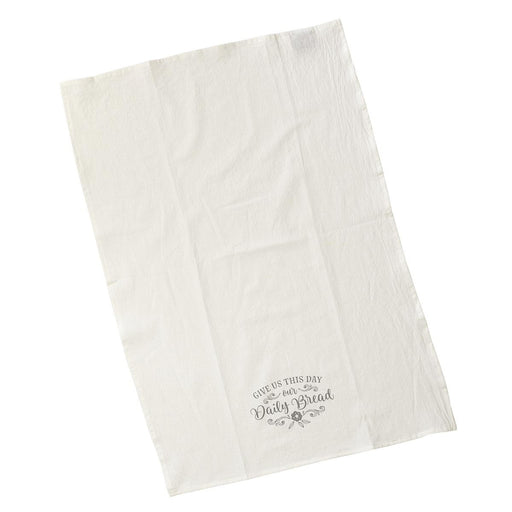 Daily Bread Tea Towel - Matthew 6:11