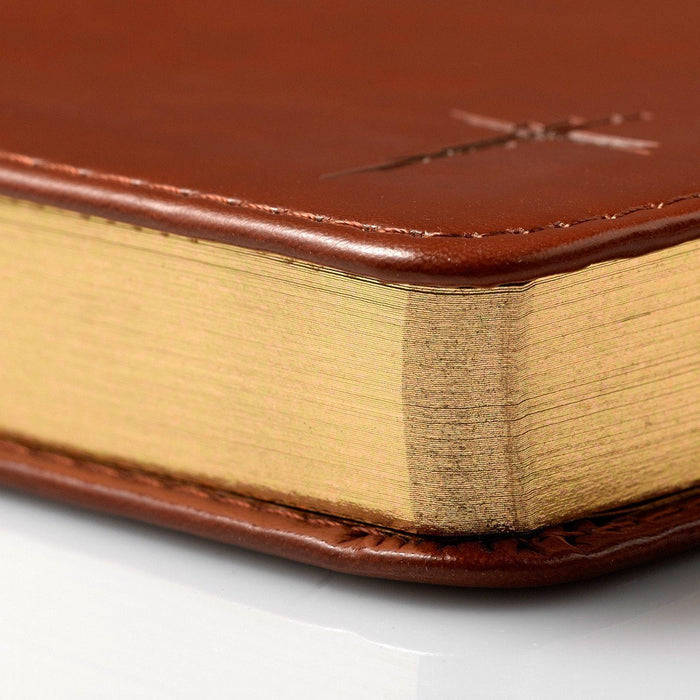 Cross Flexcover Journal in Saddle Tan