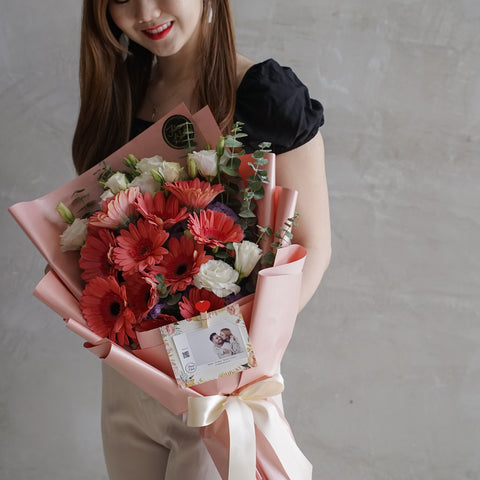 Same day flower delivery Kuala Lumpur