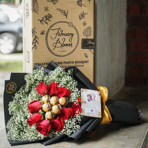 Malaysia's Online Photo Bouquet