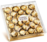 Golden Ferrero Rocher