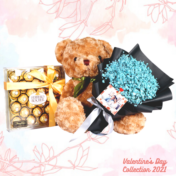 Valentine's Gift - Blooming Sweetness Bundle