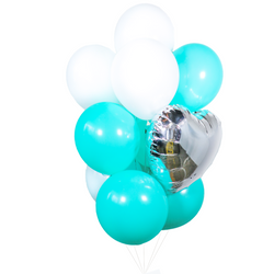 Tiffany Balloon Bunch