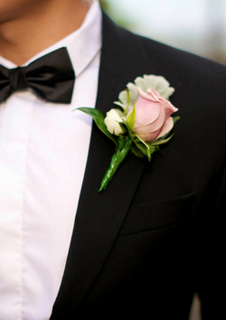 Boutonniere - Pansee