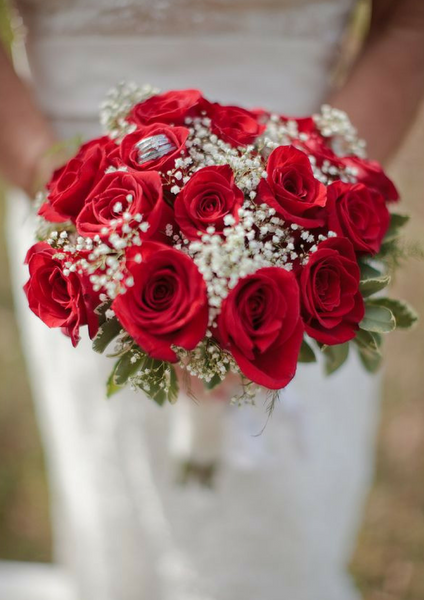 Bridal Bouquet - Marlyn