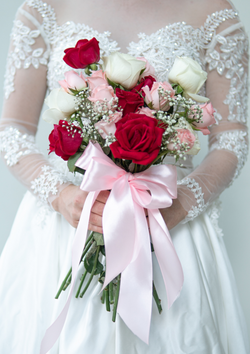 Bridal Bouquet - Claire